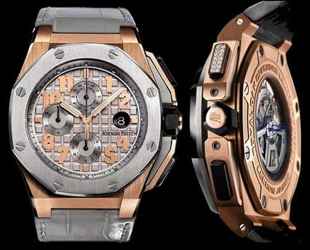 Reloj Royal Oak Offshore Chronograph Limited Edition LeBron James de Audemars Piguet