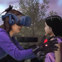 Recrean a una niña de siete años fallecida para que su madre pueda reunirse con ella usando realidad virtual