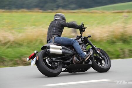 Harley Davidson Sportster S 2021 Prueba 001
