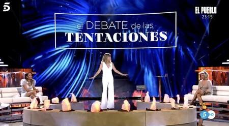 El debate de las tentaciones - Telecinco