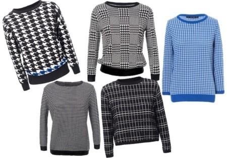 Jerseis Zara coleccion otoño-invierno 2013