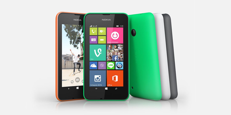 Foto de Nokia Lumia 530 (7/10)