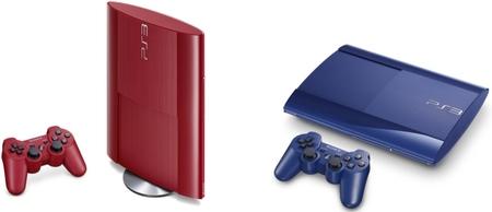 Llegan dos nuevos colores a PlayStation 3