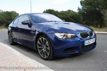 BMW M3, prueba (parte 3)