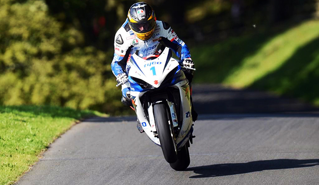 Guy Martin Gold Cup