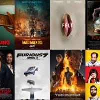 Los 15 mejores y los 15 peores carteles de 2015