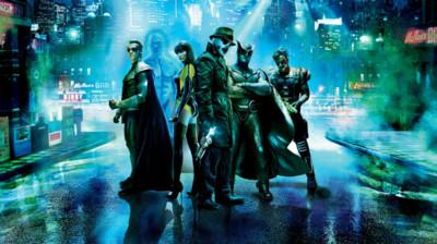 Cómic en cine: 'Watchmen', de Zack Snyder