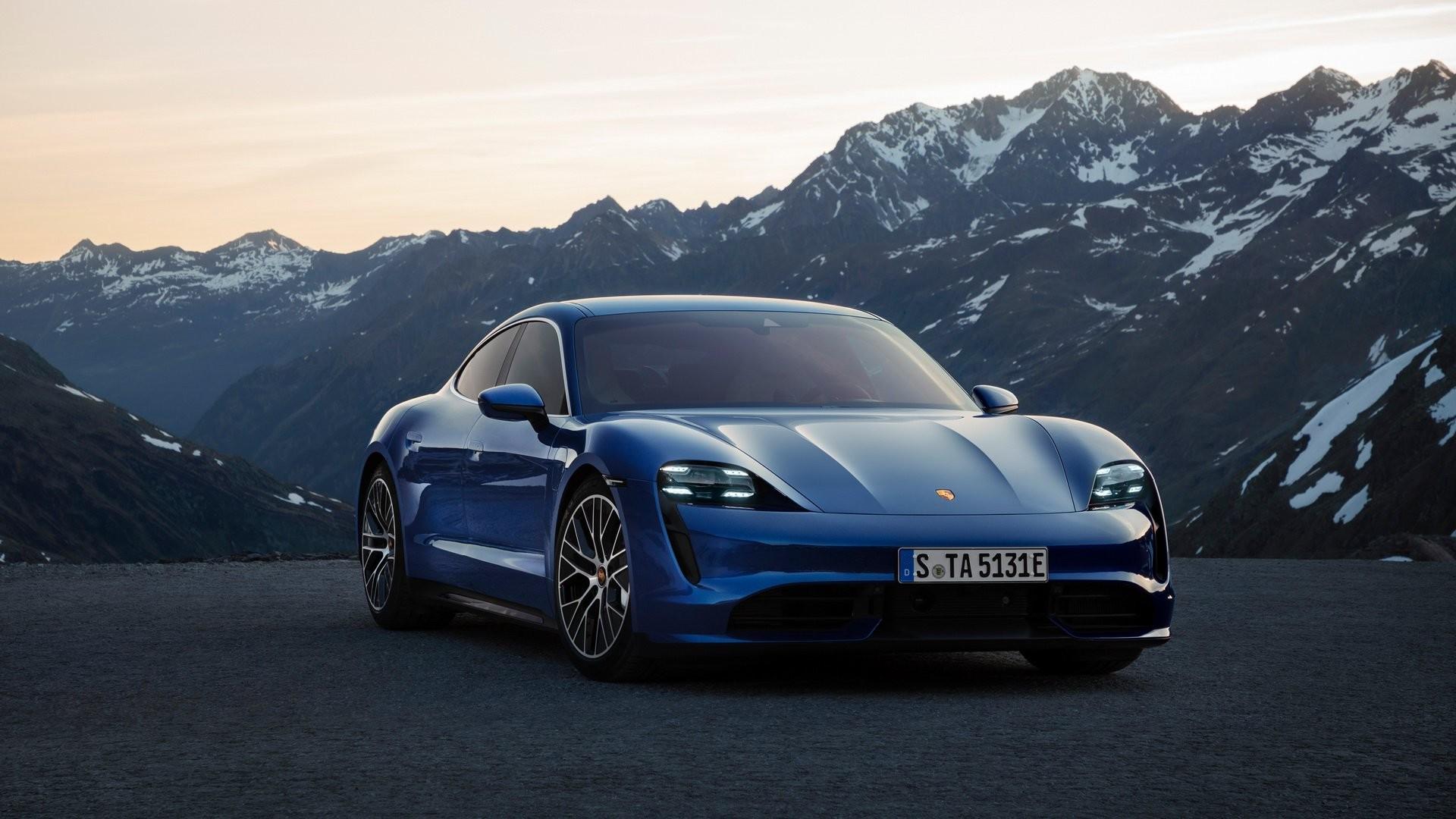 Foto de Porsche Taycan (18/29)