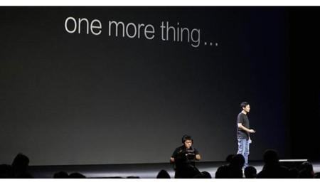 One More Thing en una presentación de Xiaomi