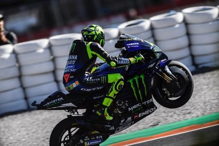 Rossi Jerez Motogp 2019