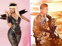 Willow Smith y Nicki Minaj están que arden en el vídeo-clip de 'Fireball'