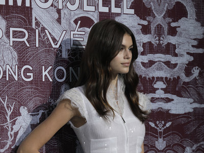 ¿Es Kaia Gerber la nueva musa de Karl Lagerfeld para Chanel?