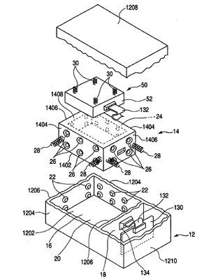 Sony patenta un airbag líquido para gadgets