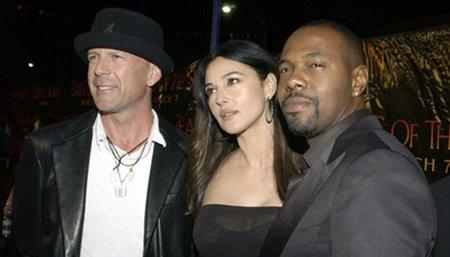 Bruce Willis se convierte en Michael Scofield para 'The Tomb'