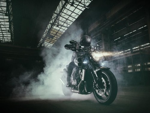 Yamaha VMAX Carbon ¿estás preparado?