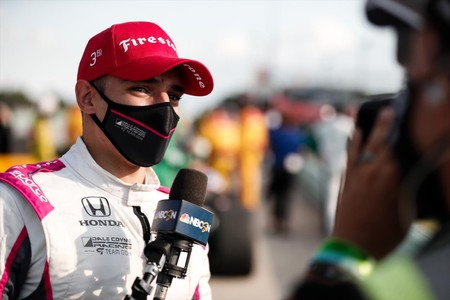 Palou Road America Indycar 2020