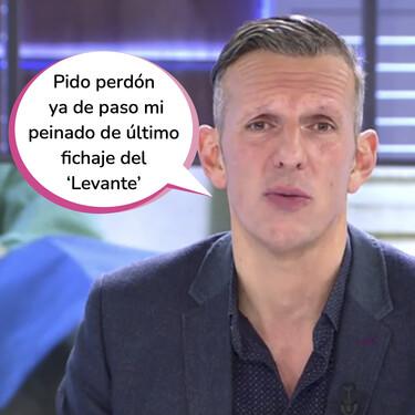 """Joaquín Prat pide disculpas tras sufrir el mayor zasca de su carrera por parte del youtuber Rubén Gisbert: """"No hice bien mi trabajo"""""""