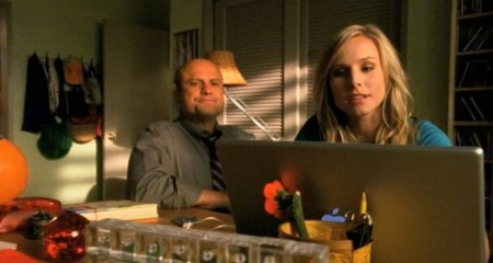 Veronica Mars con Apple