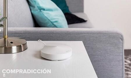 Solucionar tus problemas de WiFi sale más barato que nunca con el kit TP-Link Deco M5 de 3 nodos: Amazon lo tiene por 159 euros a precio mínimo histórico