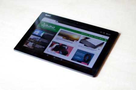 Sony Xperia Z4 Tablet, análisis: sobresaliente en hardware, progresando adecuadamente en software
