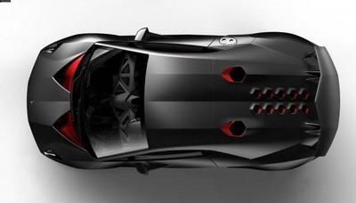 Lamborghini Sesto Elemento, las imágenes oficiales