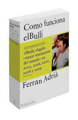 Cómo funciona elBulli: el libro