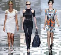 Gucci Primavera-Verano 2010 en la Semana de la Moda de Milán