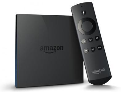 Amazon Fire TV con base en Android