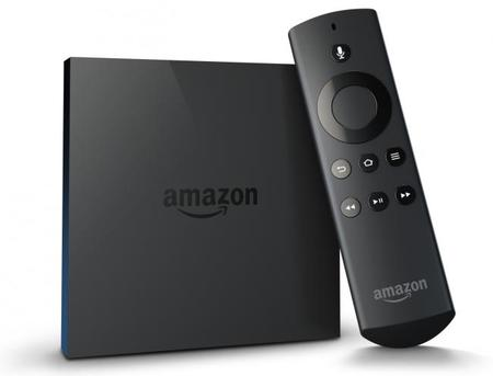 Amazon Fire TV con base en Android