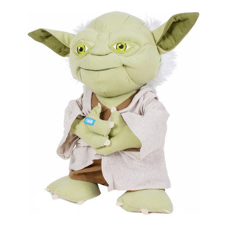 Peluche Yoda Star Wars De Disney