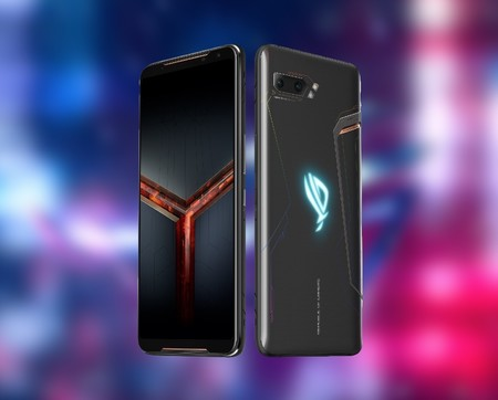 ASUS ROG Phone II: pantalla OLED de 120Hz y 6.000 mAh para el móvil 'gaming' que marca un nuevo tope en especificaciones