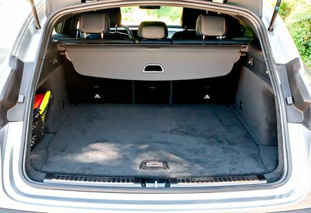 Mercedes Eqc maletero