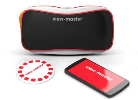 Google y Mattel reviven el View-Master con la tecnología de Cardboard VR