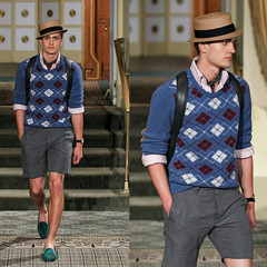 Foto 17 de 28 de la galería michael-bastian-primavera-verano-2014 en Trendencias Hombre