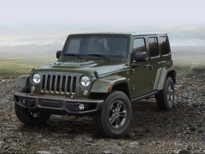 El 75 aniversario de Jeep es la excusa ideal para una nueva serie limitada del Wrangler