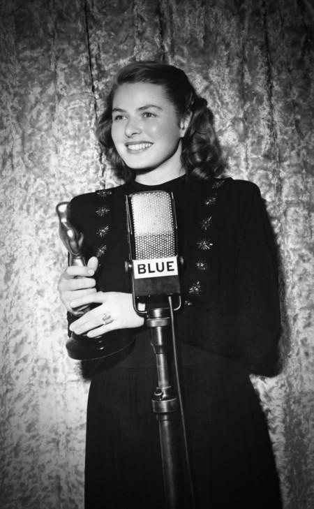 Ingrid Bergman Oscar 1944