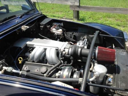 Vw Beetle Corvette Motor