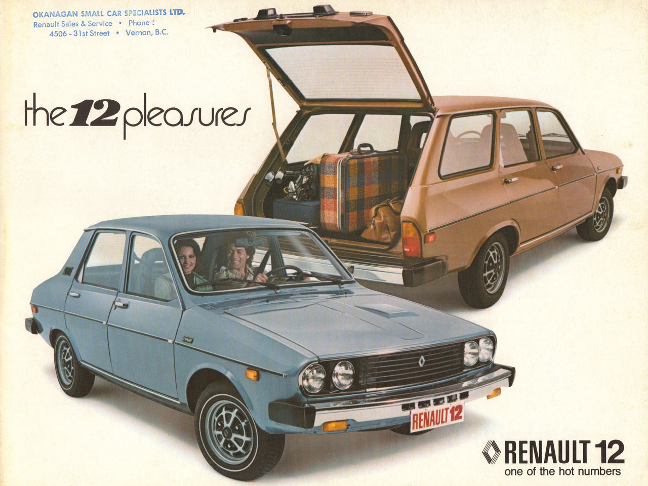 Foto de Renault 12 (14/25)