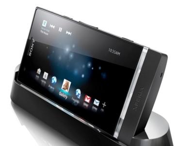 Sony modifica el SmartDock para Xperia P, ahora se llamará TV Dock y no integrará puertos USB On the Go