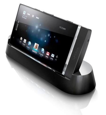 Sony Xperia P TV Dock