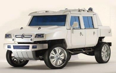 Oltre Fiat, el Hummer italiano
