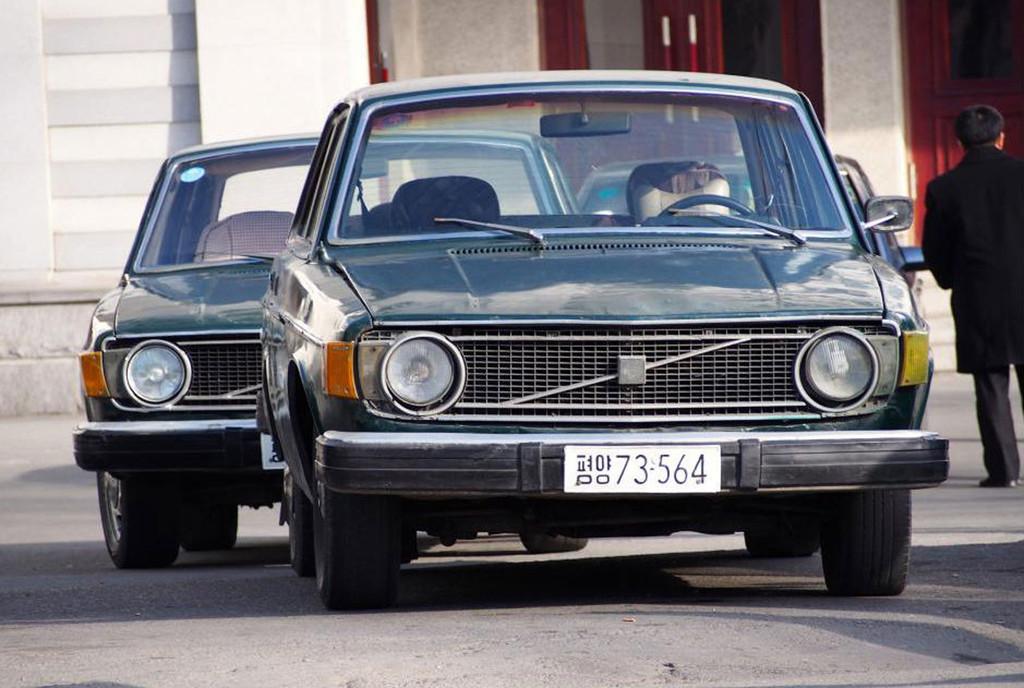 La delirante historia de cómo Corea del Norte robó 1.000 coches Volvo y aún le debe la factura a Suecia
