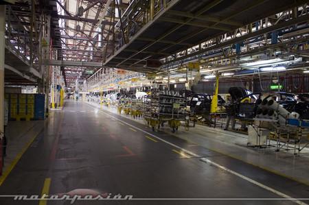 Renault Factoria Palencia