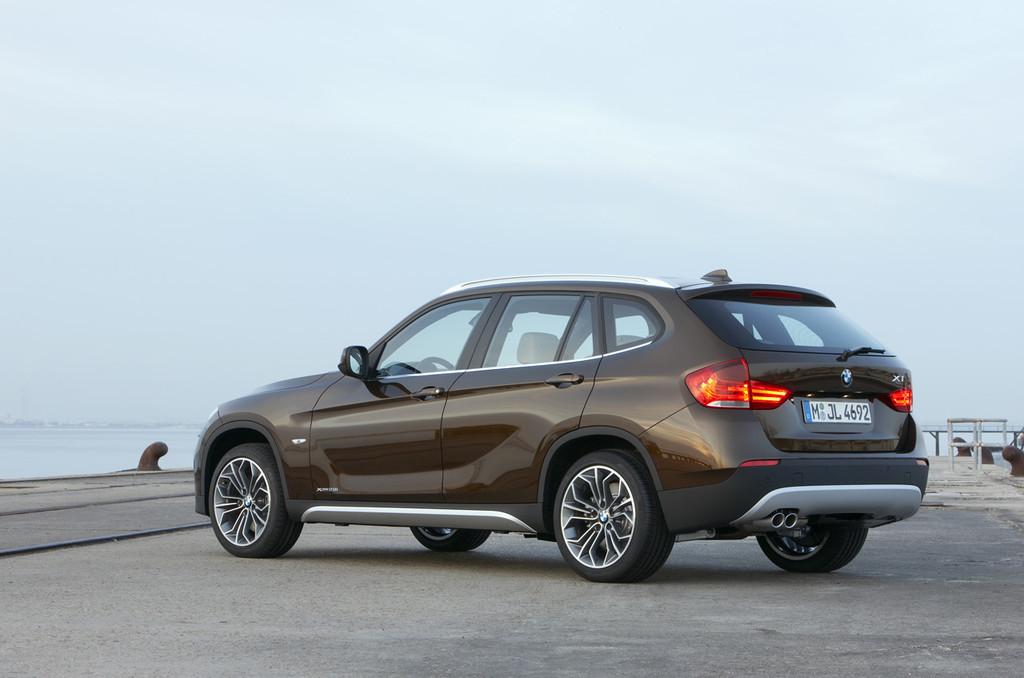 Foto de BMW X1 (105/120)