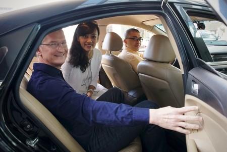 Didi, la empresa de transporte en la que Apple invirtió 1.000 millones, abre un centro de investigación en California