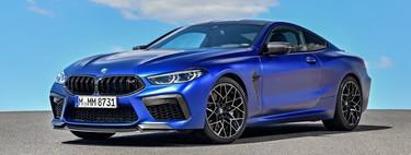 Los BMW M8 Coupé Competition  y M8 Gran Coupé Competition ya están en México con 625 hp y más de 3 MDP por etiqueta