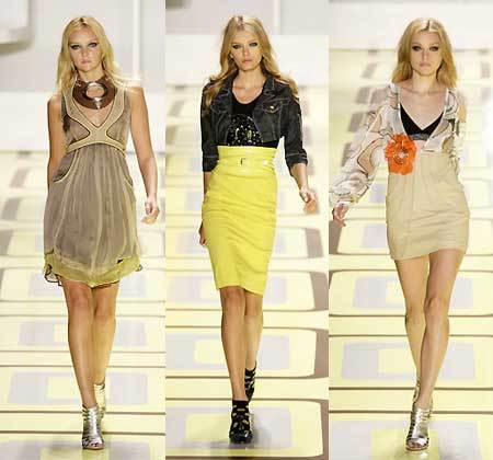 Miss Sixty en la Semana de la Moda de Nueva York, Primavera-Verano 2008