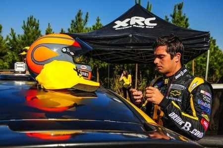 Nelsinho Piquet coquetea con el Global Rallycross Championship