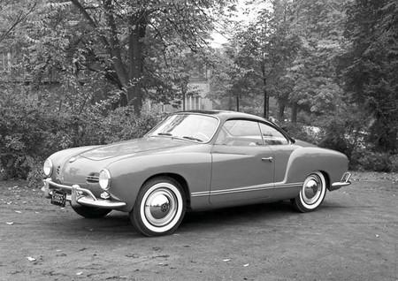Volkswagen Karmann Ghia cumple 60 años