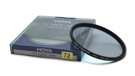 Hoya Starscape, un filtro que reduce la contaminación lumínica de las ciudades para conseguir mejores fotos del cielo nocturno